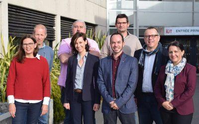 Un partage d'expertise enrichissant pour les services aux entreprises du Cégep de Trois-Rivières